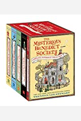 The Mysterious Benedict Society Complete Paperback Collection Paperback