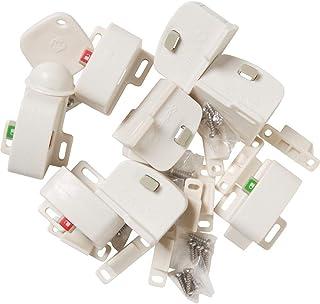 Safety 1st Magnetic Cabinet Locks (Set of 8 Locks and 1 Key)