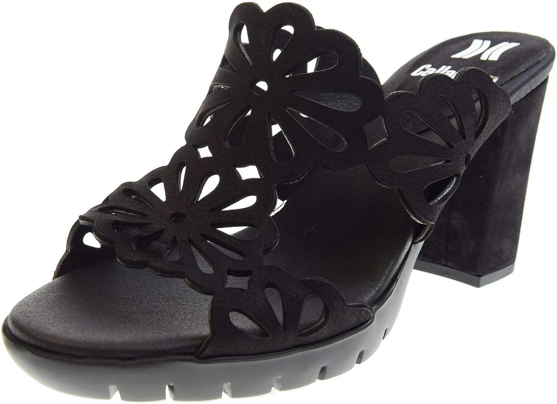 CALLAGHAN Women's shoes Sandals Sabot 99113 Black