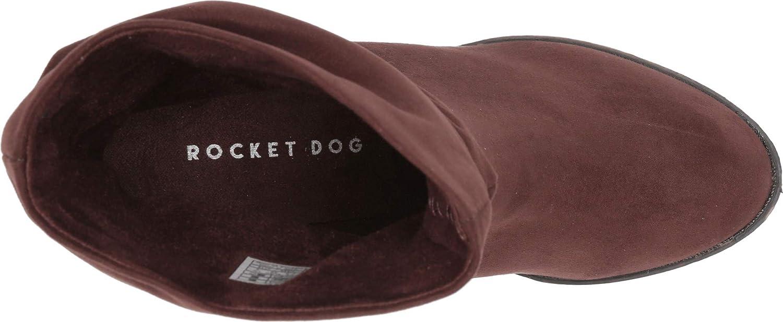 Rocket Dog Women's Soma Coast Fabric Mid Calf Boot