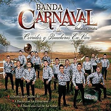 Corridos Y Rancheras En Vivo (En Vivo Desde Mazatlán, Sinaloa/México 2016)