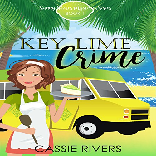 Key Lime Crime audiobook cover art
