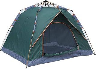Sisizhang automatiskt hydrauliskt tält utomhus 3-4 personer-familj-kamperande fri färdhastighetstält