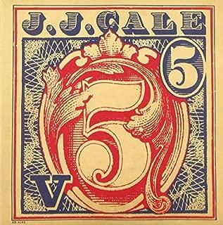 5 [SHM-CD] by J.J. Cale (2013-07-02)
