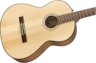 Fender Classical Guitar 6 CN-60S Concert Nylon String Natural w/Walnut Fingerboard, Right (970160521)