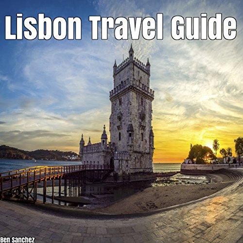 『Lisbon Travel Guide』のカバーアート