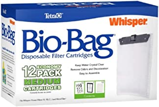 Bio-Bag Filter Cartridges Medium,12-Pack, New!!!