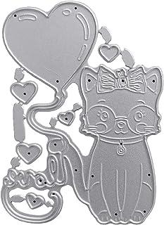 CENXIO Metal Cutting Dies Stencil DIY Scrapbooking Album Paper Card