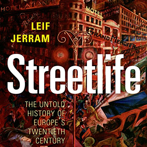 Streetlife audiobook cover art