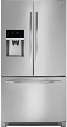 Kenmore 70443 21.9 cu. ft. French Door Refrigerator, Stainless Steel
