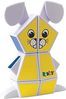 Rubik's Junior Lapin | Puzzle Animal Original à Manipuler pour Enfants, Jouet Facile à saisir