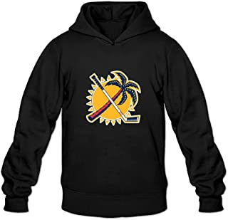 Florida Panthers Hot Topic O-Neck Black Long Sleeve Sweatshirt For Teenagers Size XL