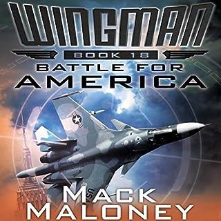 Battle for America audiobook cover art