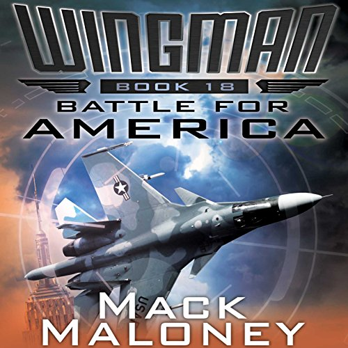 Battle for America audiobook cover art