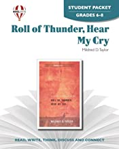 Roll of Thunder, Hear My Cry - Student Packet by Novel Units
