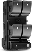 AUTOSAVER88 Power Window Switch 20945129 - for Chevy Silverado 2007-2013 GMC Sierra 1500 2500HD 3500HD Yukon Chevrolet Traverse HHR Front Left Driver Power Master Control