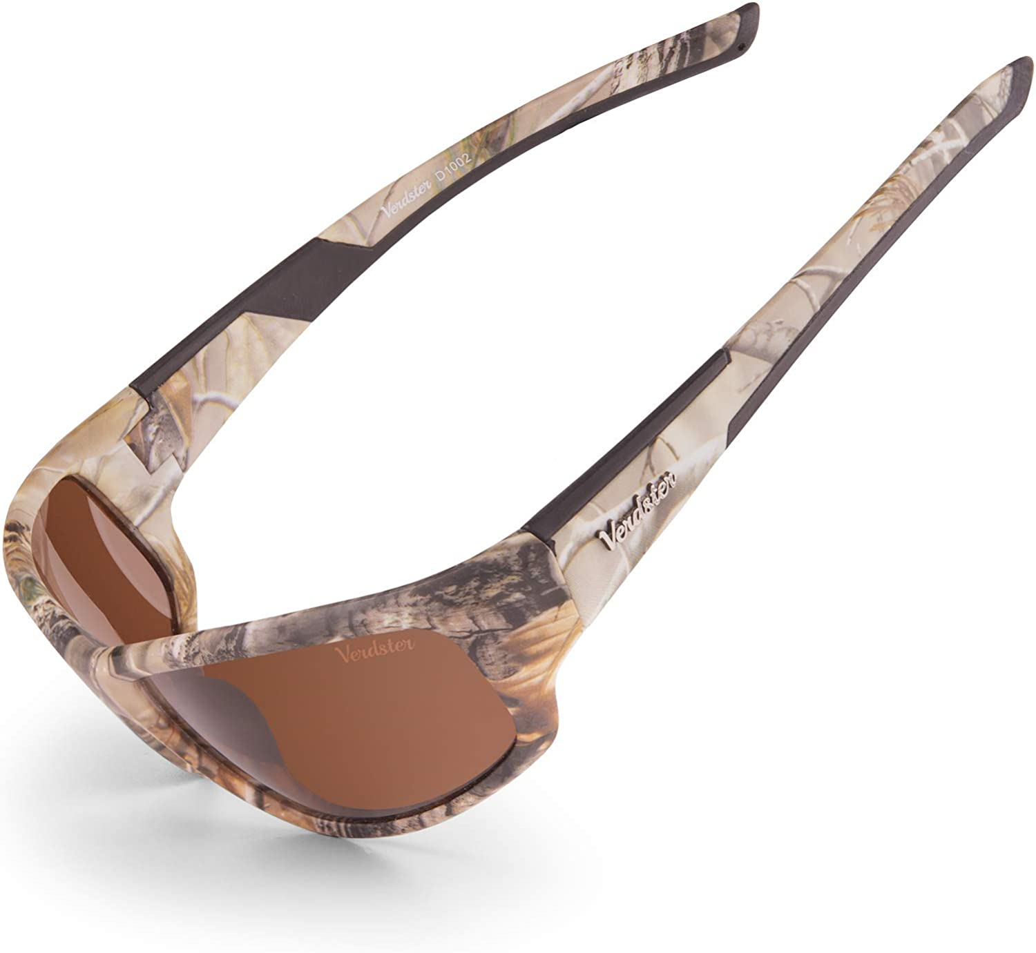 Verdster Ranking TOP13 Camo Polarized Men's Sunglasses Gr Brown Camouflage - Charlotte Mall