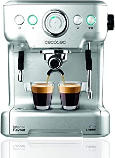 Cecotec Cafetera Express Power Espresso 20 Barista Pro.