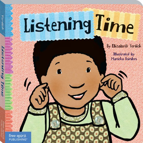 Listening Time (Toddler Tools) (Toddler Tools®)
