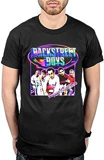 Official Backstreet Boys Larger Than Life T-Shirt