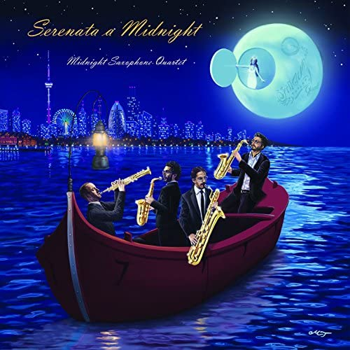 Midnight Saxophone Quartet