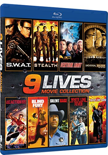 9 Lives - 9 Movie Collection - Blu-ray