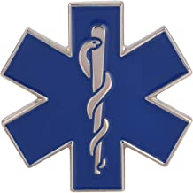 star of life lapel pin