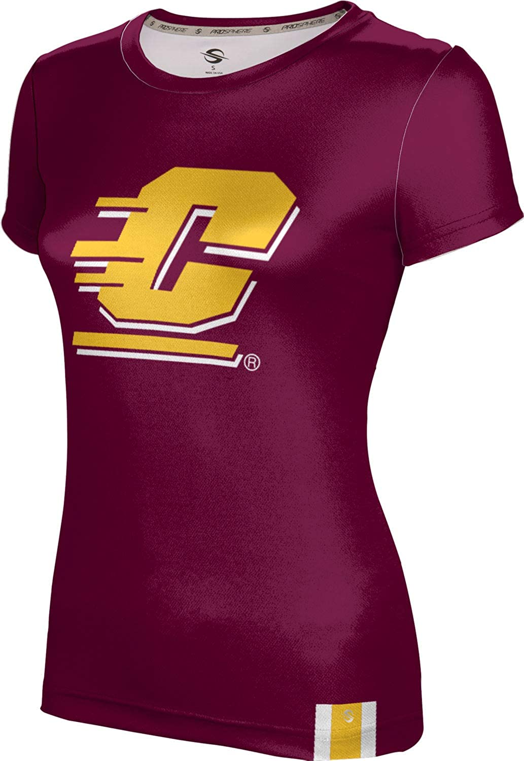 ProSphere Central Michigan University Girls' Performance T-Shirt (Solid)