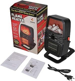 SXJC Calefactor Eléctrico Cerámico PTC Portátil 1000W Mini Calentador De Cerámica Calentador De Protección del Sobrecalentamiento para Hogar Oficina