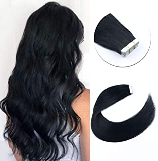 18 inch remy tape hair extensions