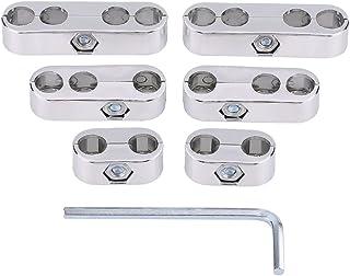 Separadores de alambre de la bujía Juego de sostenedores del alambre divisor de 7 mm / 8 mm Telares de ignición Separadores de alambre titulares