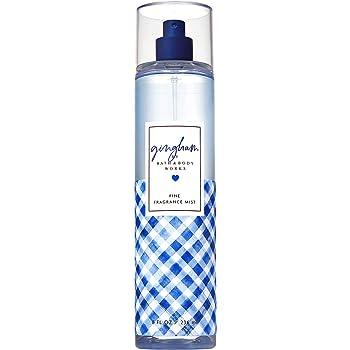 Bath and Body Works GINGHAM Fine Fragrance Mist 8 Fluid Ounce (Limited Edition)