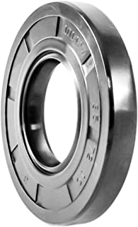 Oil Seal 35X72X10 Oil Seal Grease Seal TC |EAI Double Lip w/Garter Spring. Single Metal Case w/Nitrile Rubber Coating. 35mmX72mmX10mm | 1.378