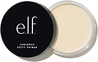 e.l.f. Luminous Putty Primer Skin Perfecting, Lightweight, Silky, Long Lasting Hydrates, Creates a Smooth Base, Illuminate...