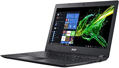 Acer Newest Aspire 3 14-Inch Premium Laptop - AMD A9-9420e 1.8GHz up to 2.7GHz, AMD Radeon R5, 16GB DDR4 RAM, 256GB SSD, HDMI, WiFi, Bluetooth, Webcam, Windows 10 Home, Black