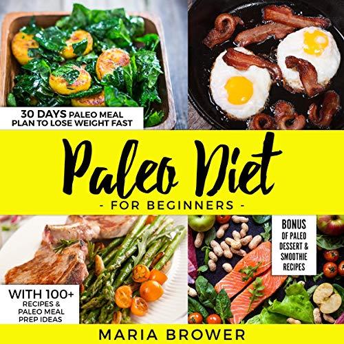 Paleo Diet for Beginners Titelbild
