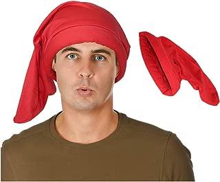 Adults Kids Smurf Gnome Dwarf Hat One Size Fancy Dress Accessory