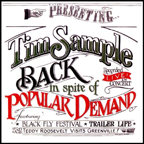 Back in Spite of Popular Demand audiobook cover art