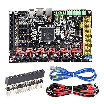 PoPprint GTR V1.0 Control Board 32-bit 3D Printer Parts for TMC2209 TMC2208 VS SKR V1.4 SKR PRO MKS GEN L