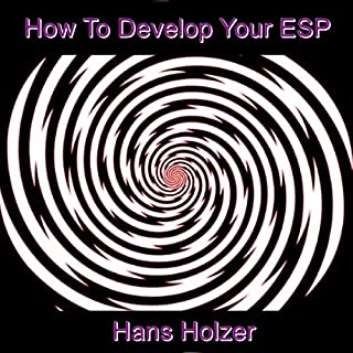 How to Develop Your ESP audiobook cover art