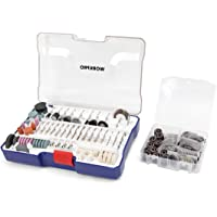 295-Piece Workpro W124054A Rotary Tool Accessories Kit