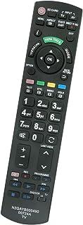 ALLIMITY N2QAYB000353 N2QAYB000490 afstandsbediening Vervanging voor Panasonic Viera TV TX-L42E30E TX-L42V20E TX-LF42G20S ...