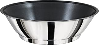 Magma Products, A10-369-2-IND Gourmet Nesting Stainless Steel Induction Saute/Omelette Pan with Ceramica Non-Stick