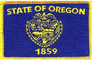 Innovative Ideas Oregon State Flag Patch