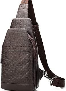 Men's Mobile Phone Bag Oblique Bag, Shoulder Messenger Bag Chest Bag, About Lightweight Waterproof Messenger Bag