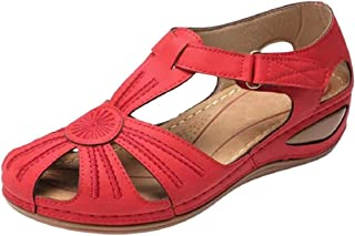 Lowprofile Sandals Women Closed Toe Hollow Out Classic Sandals Slip On Loafers Low Top Driving Flats by Lowprofile