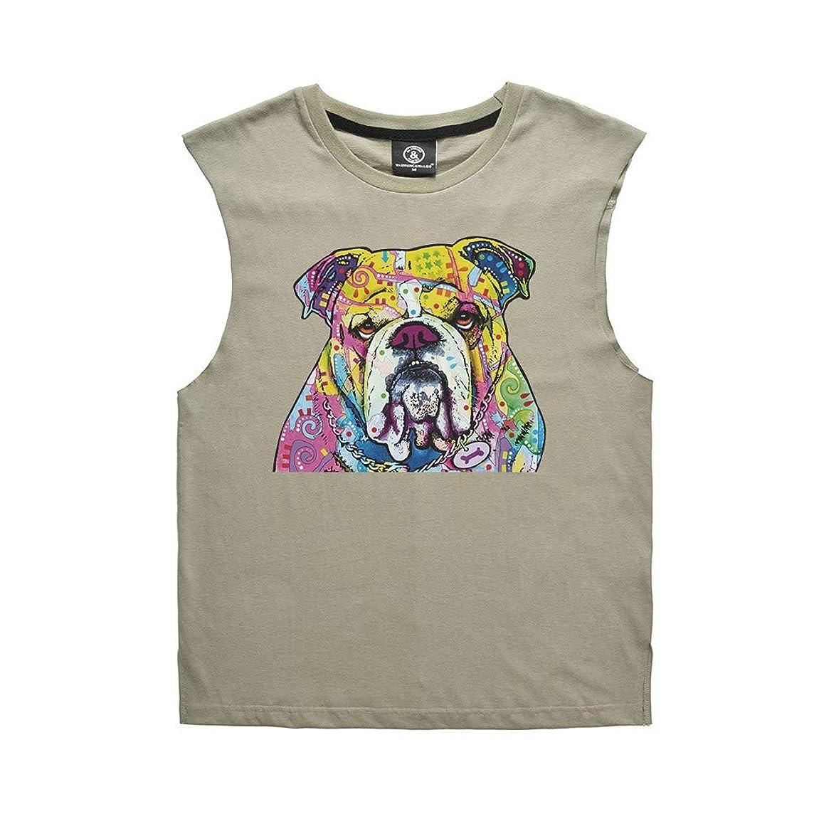 iHPH7 Men's Tank Tops Sleeveless T-Shirt #19052729