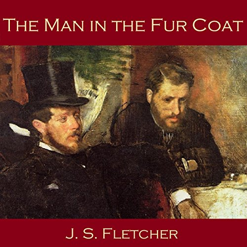 The Man in the Fur Coat audiobook cover art