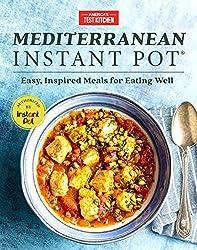 best top rated mediterranean diet instant pot cookbook 2021 in usa
