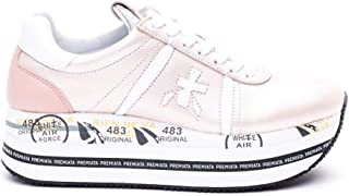PREMIATA Luxury Fashion Womens BETH4519 Pink Sneakers | Spring Summer 20